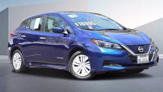 2019 Nissan LEAF 1N4AZ1CP4KC312631