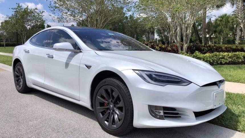 2020 Tesla Model S 5YJSA1E45LF362564