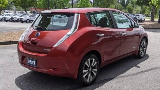 2015 Nissan LEAF 1N4AZ0CP2FC331484