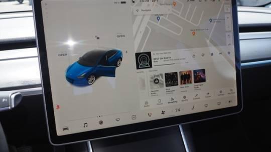 2020 Tesla Model 3 5YJ3E1EBXLF746430