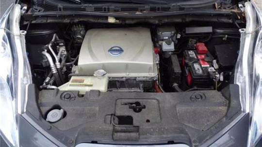 2015 Nissan LEAF 1N4AZ0CP3FC317786
