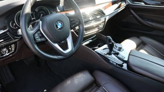2018 BMW 5 Series WBAJB1C5XJG624079