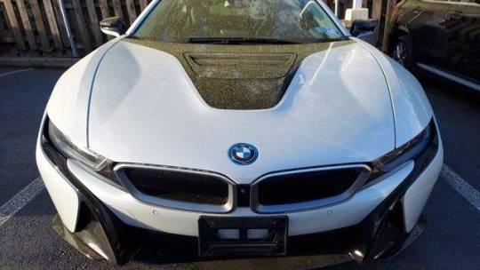 2019 BMW i8 WBY2Z4C52K7D36306