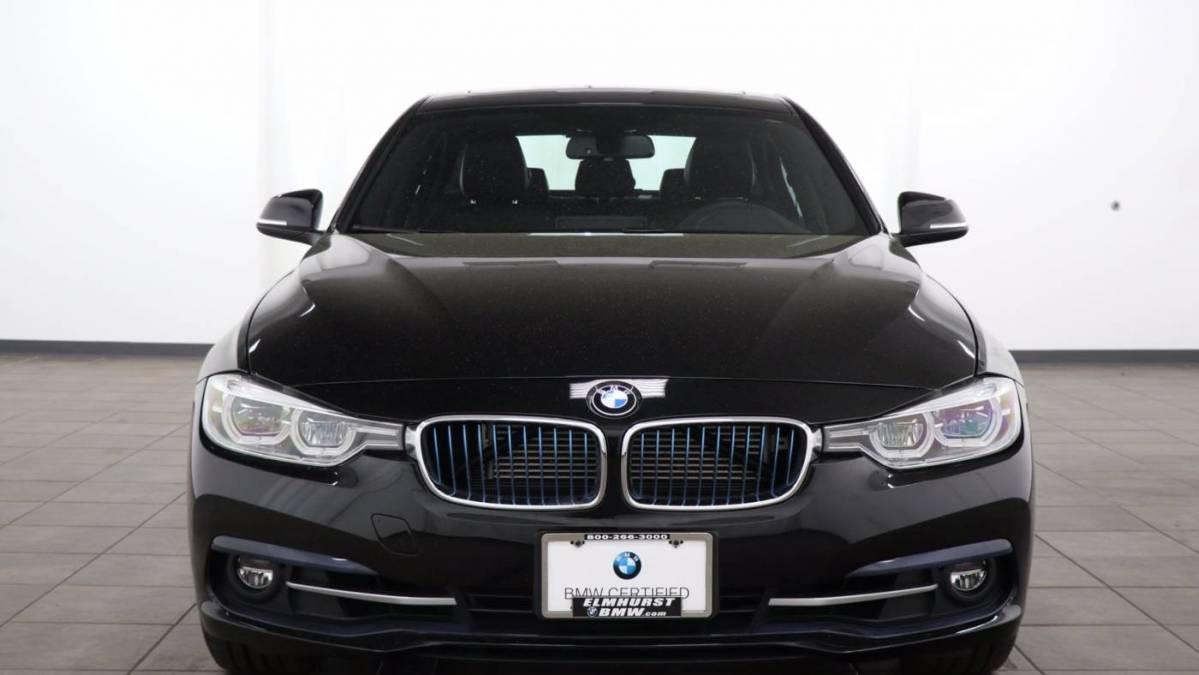 2018 BMW 3 Series WBA8E1C5XJA159652