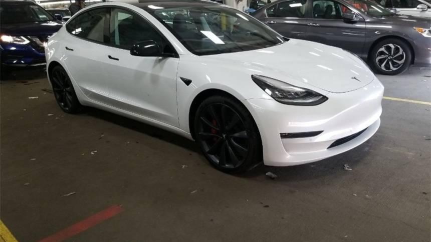 2019 Tesla Model 3 5YJ3E1EB1KF391002