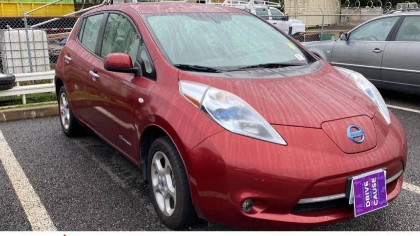 2012 Nissan LEAF JN1AZ0CP1CT015678