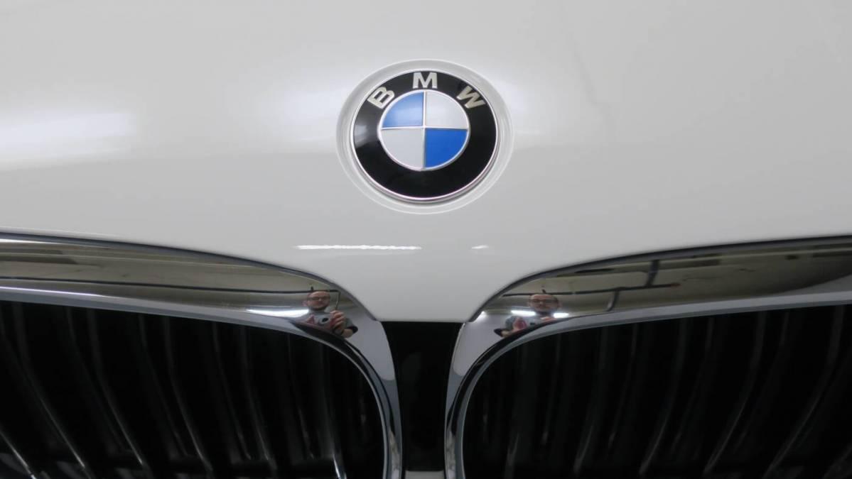 2018 BMW 5 Series WBAJB1C55JG624216