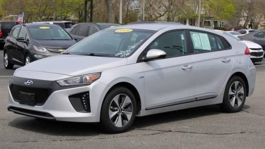 2019 Hyundai IONIQ KMHC75LH3KU044377