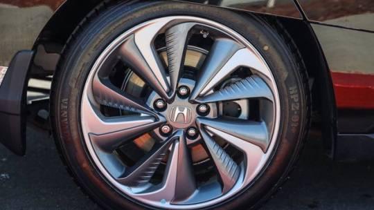 2018 Honda Clarity JHMZC5F31JC003453