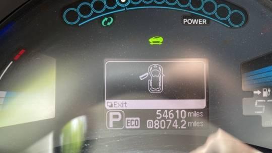 2014 Nissan LEAF 1N4AZ0CP1EC332804