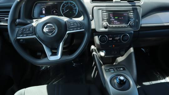 2019 Nissan LEAF 1N4AZ1CP9KC307294