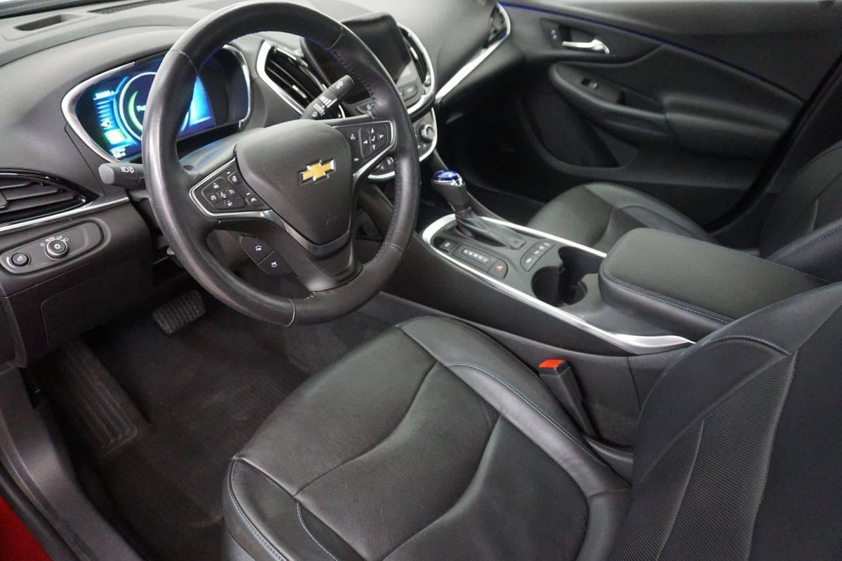 2018 Chevrolet VOLT 1G1RD6S58JU124379