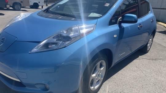 2011 Nissan LEAF JN1AZ0CP0BT001012