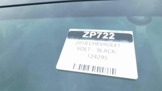 2018 Chevrolet VOLT 1G1RB6S55JU124295