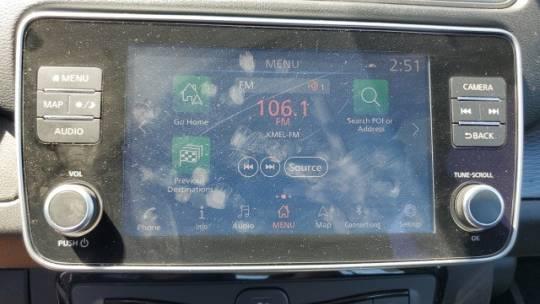 2020 Nissan LEAF 1N4AZ1CP6LC307514