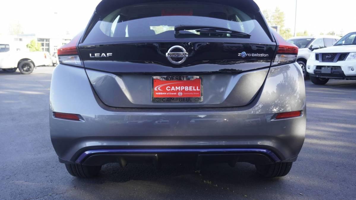 2018 Nissan LEAF 1N4AZ1CP3JC309850