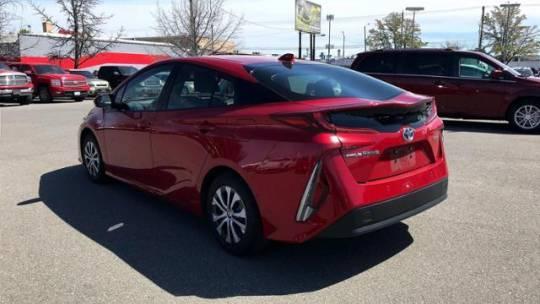 2020 Toyota Prius Prime JTDKARFP3L3124538