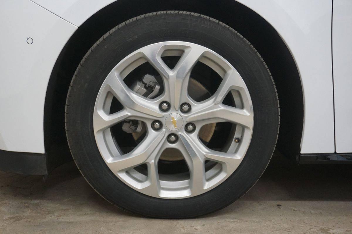 2018 Chevrolet VOLT 1G1RD6S57JU156482