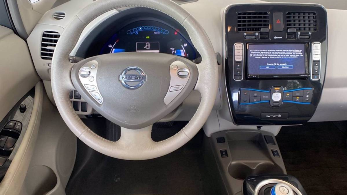 2012 Nissan LEAF JN1AZ0CP5CT017613