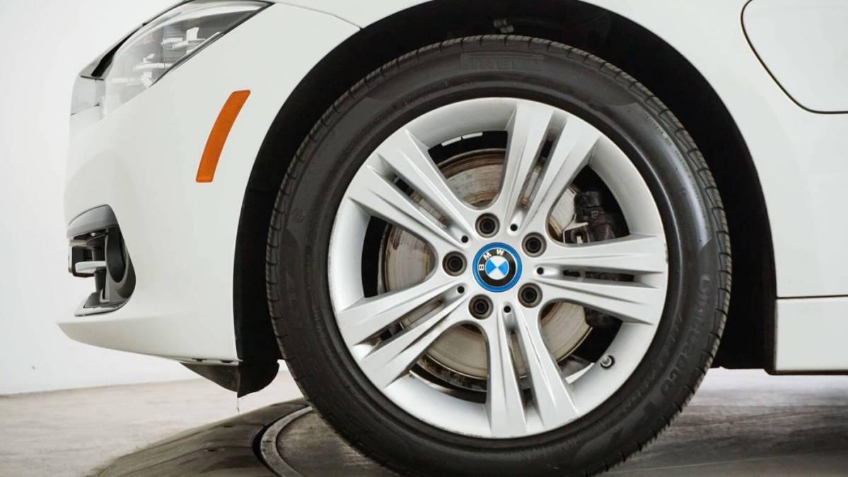2018 BMW 3 Series WBA8E1C5XJA178329