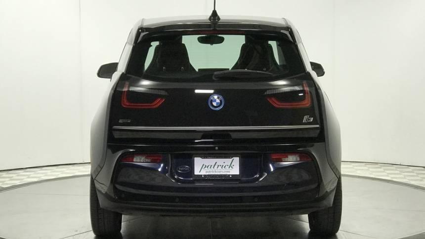 2018 BMW i3 WBY7Z4C52JVD95453