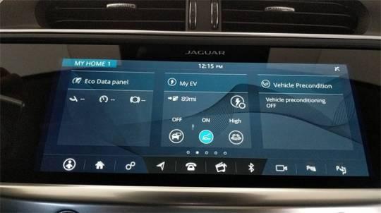 2020 Jaguar I-Pace SADHB2S19L1F83608