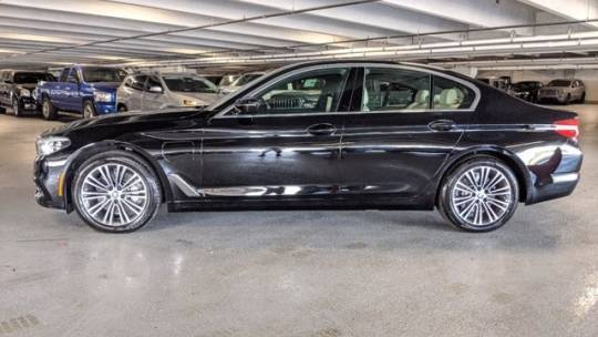 2020 BMW 5 Series WBAJB1C06LCE11762