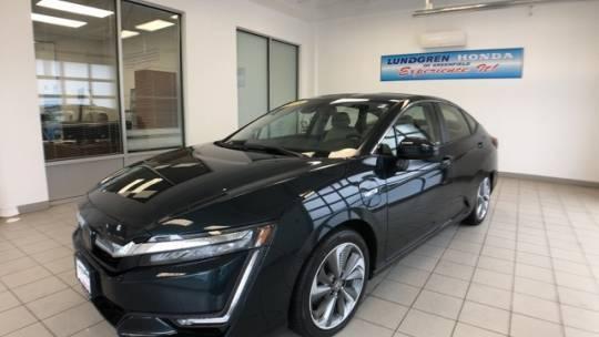 2018 Honda Clarity JHMZC5F18JC012164
