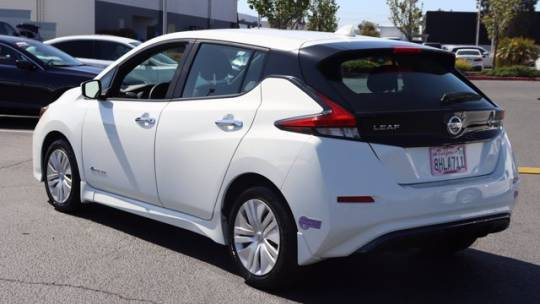 2019 Nissan LEAF 1N4AZ1CP3KC304696