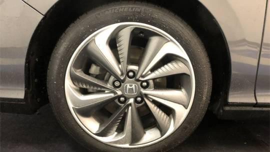 2018 Honda Clarity JHMZC5F14JC005700