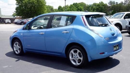 2012 Nissan LEAF JN1AZ0CP4CT018512