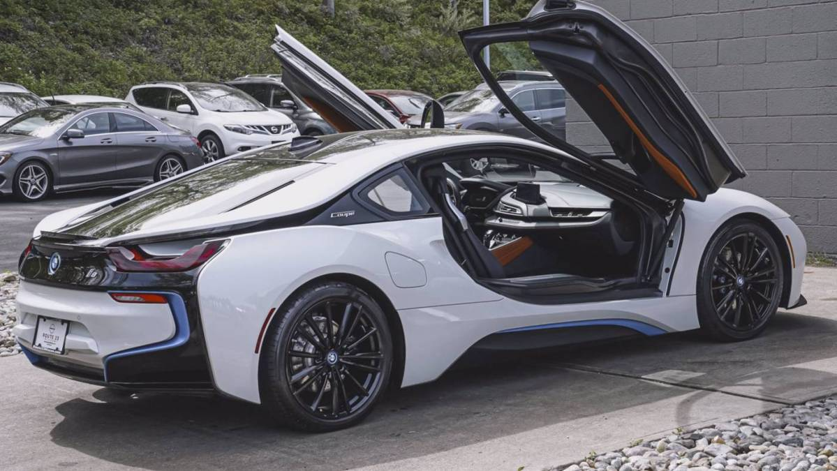 2019 BMW i8 WBY2Z4C59K7D55211
