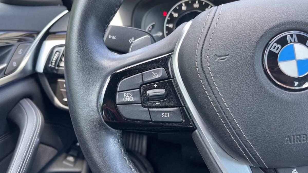 2018 BMW 5 Series WBAJB1C53JB085091