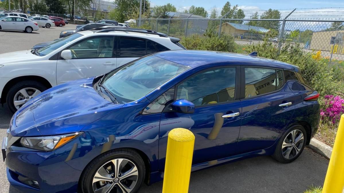 2018 Nissan LEAF 1N4AZ1CP6JC309485