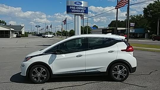 2017 Chevrolet Bolt 1G1FX6S02H4182190