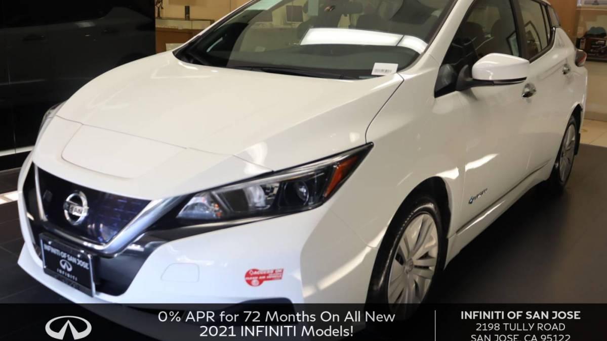 2018 Nissan LEAF 1N4AZ1CPXJC305827