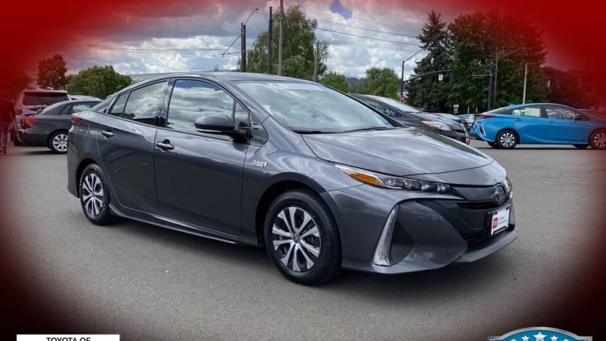 2020 Toyota Prius Prime JTDKARFP8L3156367