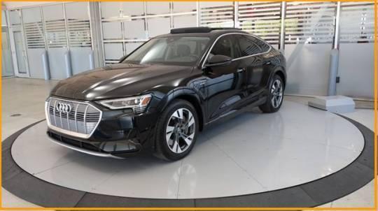 2020 Audi e-tron WA12ABGE7LB032367