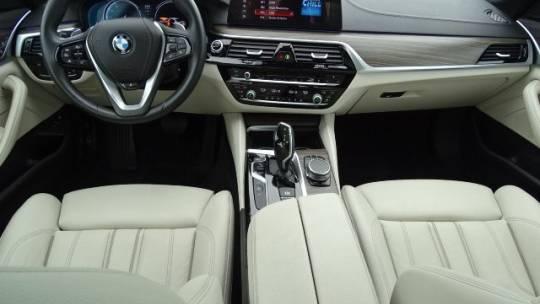 2018 BMW 5 Series WBAJB1C58JB085152