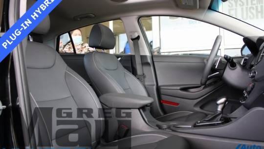 2019 Hyundai IONIQ KMHC75LD4KU138166