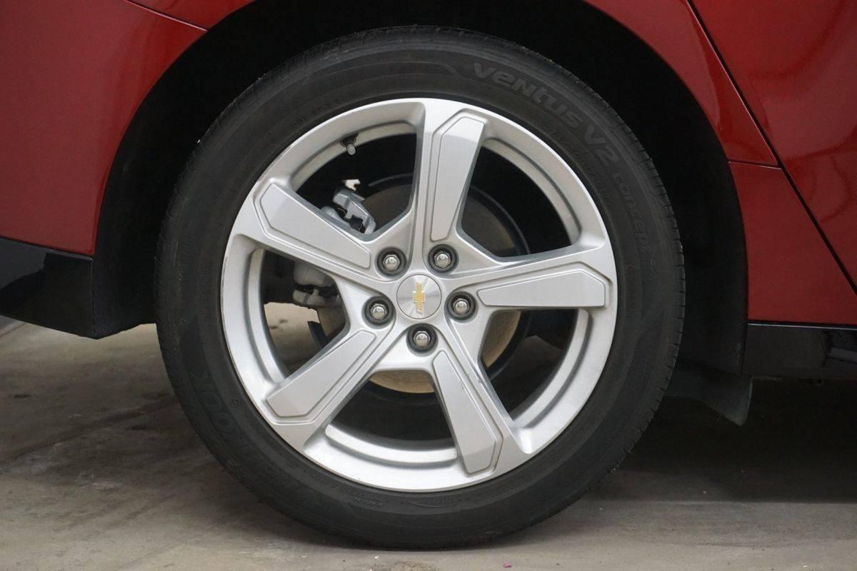 2018 Chevrolet VOLT 1G1RC6S59JU125589