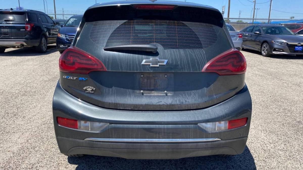 2017 Chevrolet Bolt 1G1FW6S02H4174528