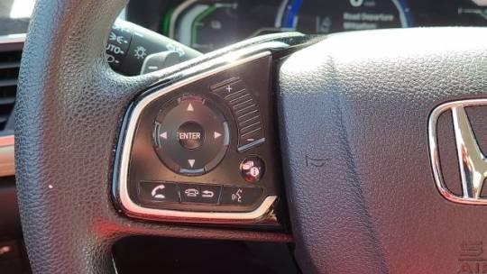 2018 Honda Clarity JHMZC5F16JC006766