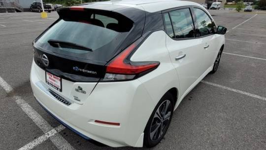 2020 Nissan LEAF 1N4BZ1DPXLC306434