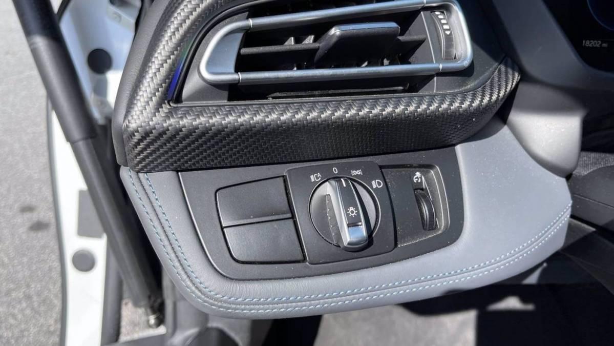 2019 BMW i8 WBY2Z6C54K7D00001