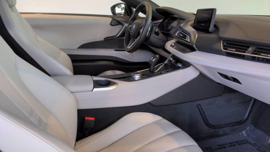 2015 BMW i8 WBY2Z2C58FV391412