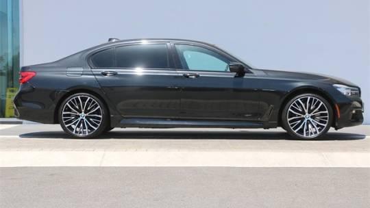 2019 BMW 7 Series WBA7J2C56KB246442