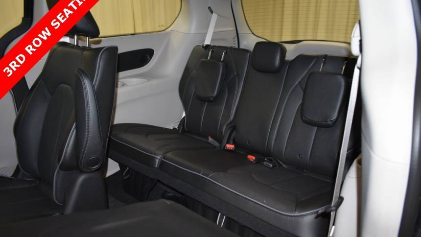 2020 Chrysler Pacifica Hybrid 2C4RC1N77LR257774