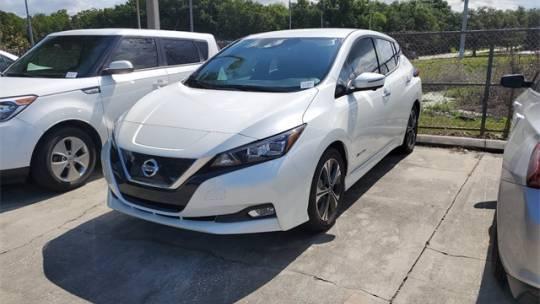 2018 Nissan LEAF 1N4AZ1CP7JC306482