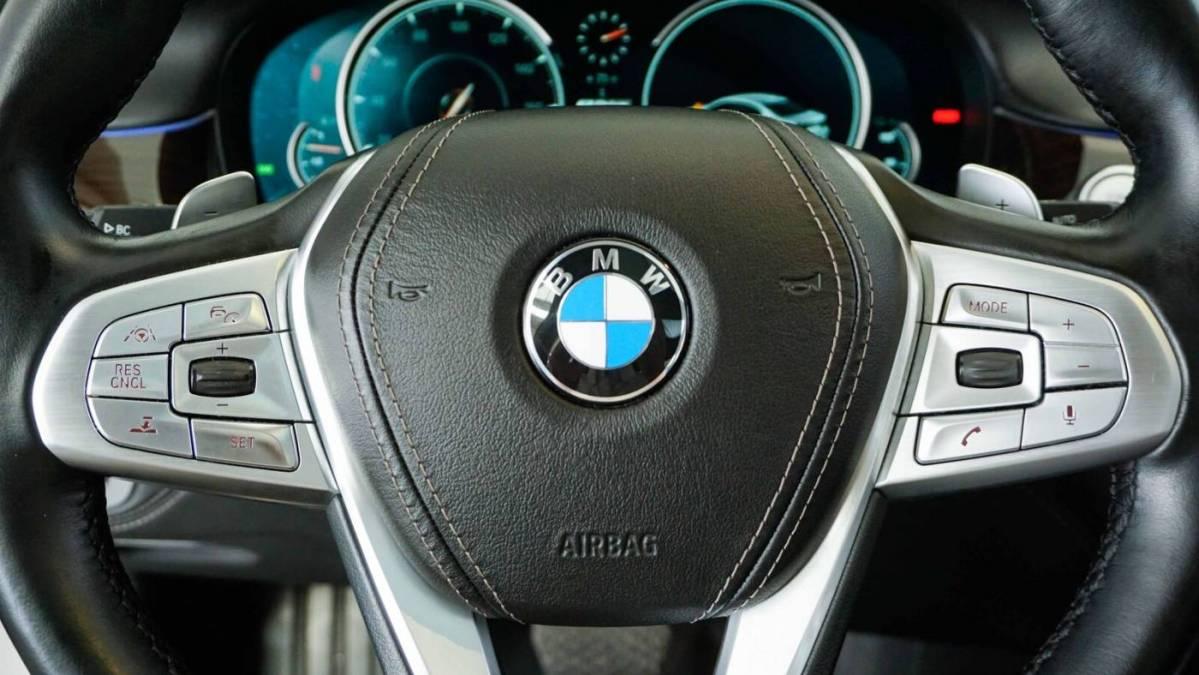 2018 BMW 7 Series WBA7J2C54JG938328